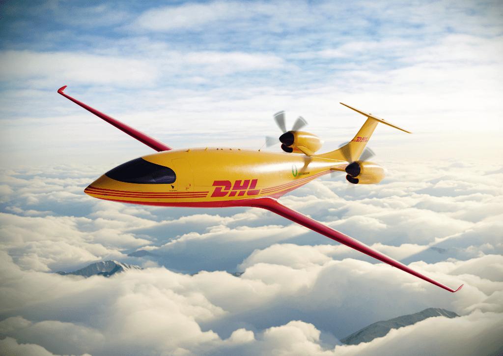 dhl-elektroflugzeuge