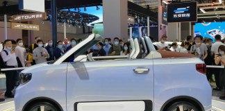 hongguang-elektroauto
