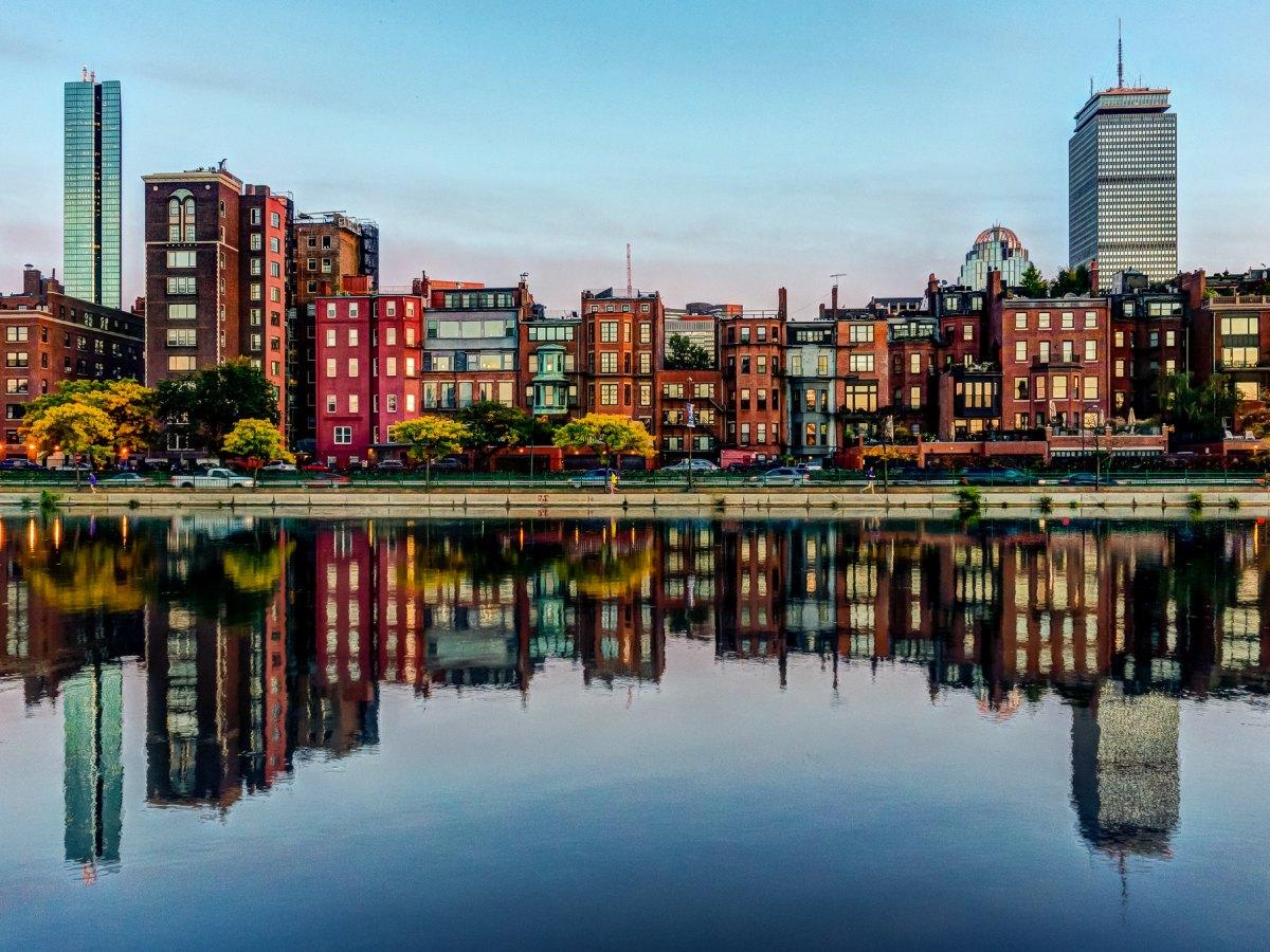 Boston's Back Bay