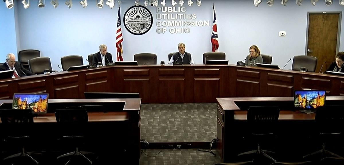 Public Utilities Commission of Ohio meeting
