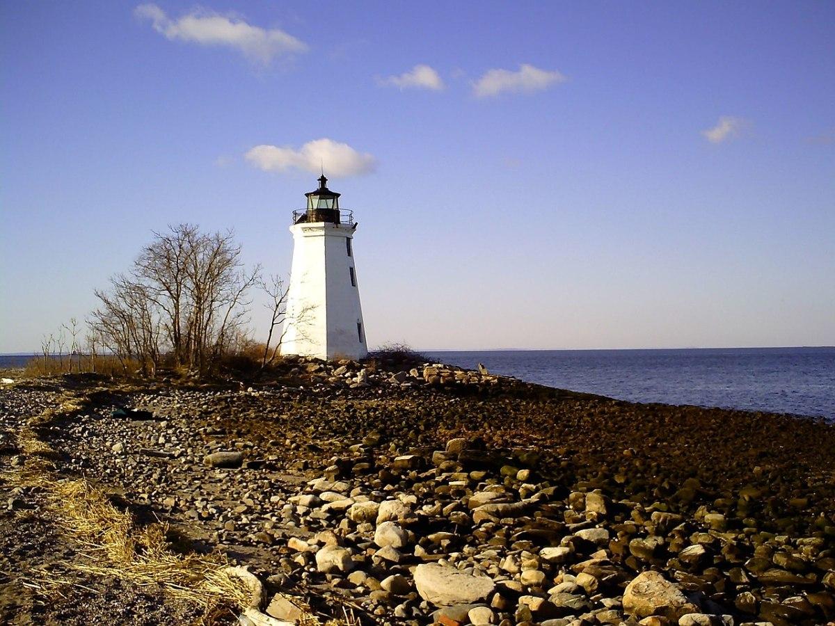 Seaside Park, Bridgeport, Connecticut.