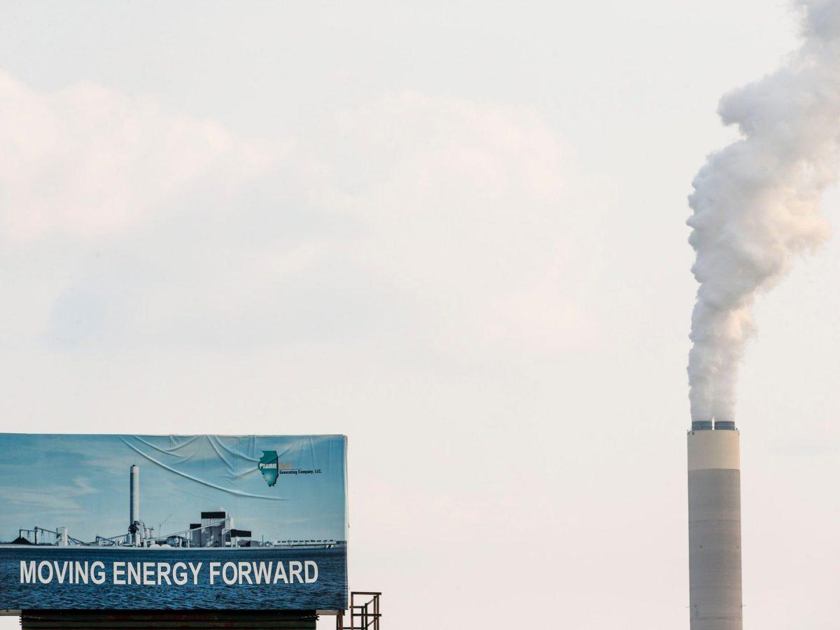 Prairie State Coal Plant