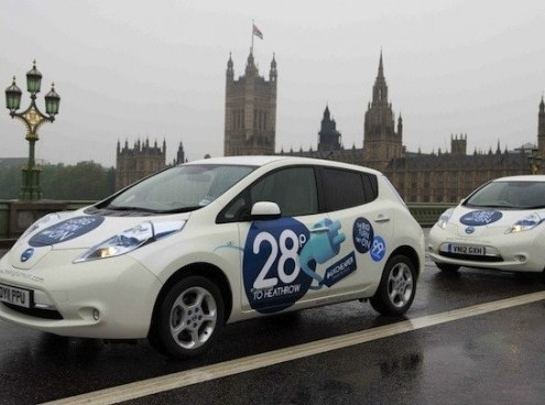 UK Government Recommends Cities Give EVs Priority At Traffic Lights