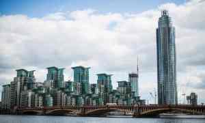 Sales of luxury London properties collapsed by 86% in past year