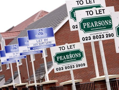 Property rentals to outstrip sales for first time since 1930s