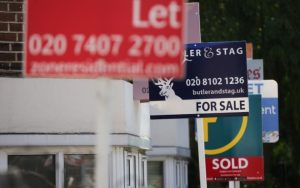 Homebuyers are coming back to the market - but there aren't enough houses for sale
