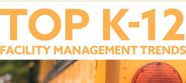 K-12 Facility Management Design Trends