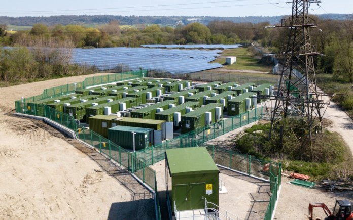 EDF and Zenobe announce battery trading deal