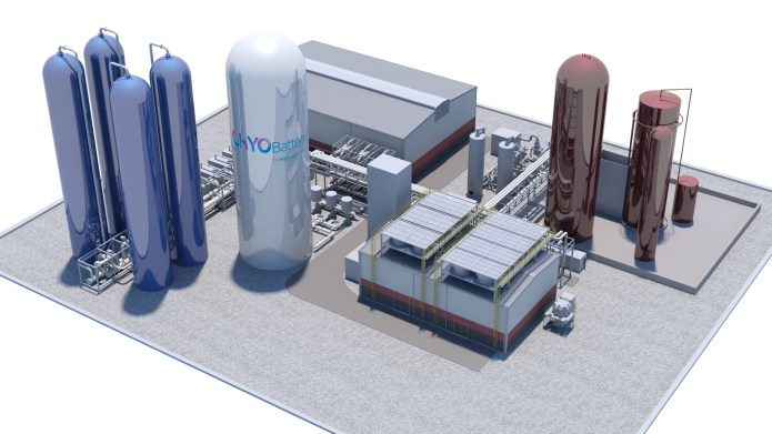 Highview Power Awarded £10 Million Grant from UK Government for First Commercial CRYOBattery Facility