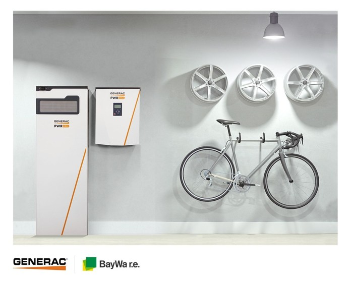 BayWa r.e. Partners with Generac, Adds PWRcell Energy Storage System to Distribution Offering
