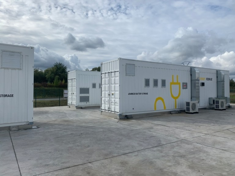 Renault EWays: The Group Presents Two Major New Energy Storage Projects