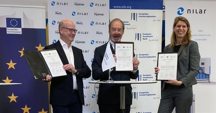 Sweden: EU Further Supports Innovative Battery Technology Through Nilar