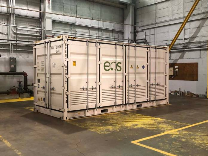 Eos Energy To Deliver Over 1 GWh Of Energy Storage Projects To Hecate Energy