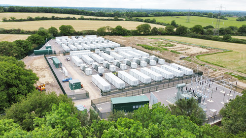 Europe's Largest Energy Storage Project Comes into Commercial Operation – Utilizing Sungrow Energy Storage System