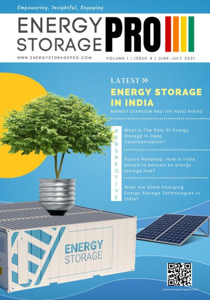 Energy Storage Pro July 2021 Issue
