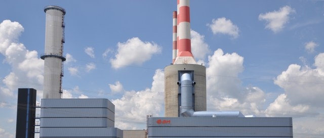 Gas Power Plant in Irsching, part of reserve capacity in Germany (Source : Dominik Zehatschek/E.ON)