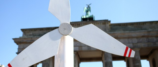 The German Energiewende still has lots of potential. (Photo by 350.org, CC BY-NC-SA 2.0)