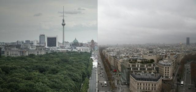 Berlin & Paris