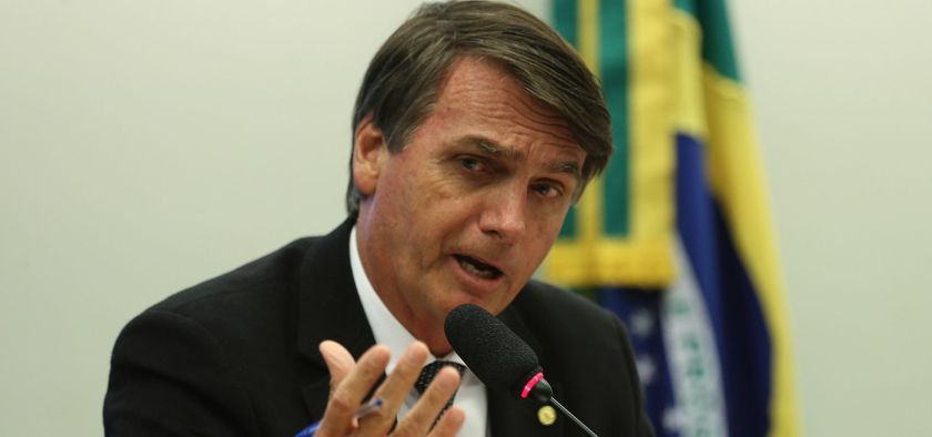 With the new election from Bolsonaro, Brazil´s climate path could fastly change as he is favoring fossil fuels.