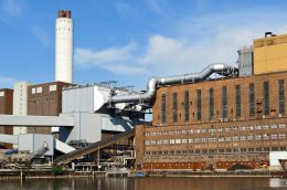 A new project wants to convert old power plants into batteries for renewable energies