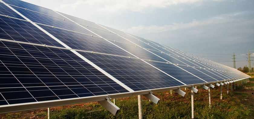 The impact of solar and wind power is essential to reduce the temperature rising