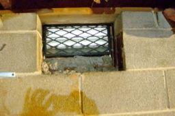 basement moisture problems crawl space vent