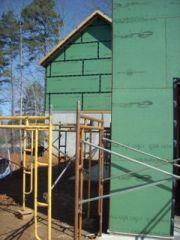 control layer drainage plane zip wall sheathing