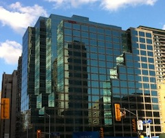 USGBC, US Green Building Council, all-glass boxes, Toronto