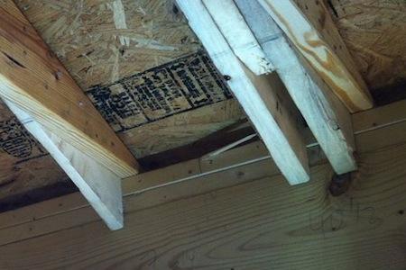 building enclosure poor design insulation thermal bridge 1