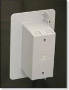 air leakage airtight electrical junction box airfoil