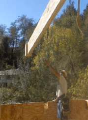 net zero energy home vandemusser design north carolina rafter tail thermal bridge