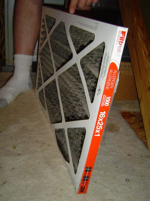 air conditioner hvac filter wrong way evaporator coil frozen 3