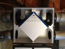 ventilation mechancical energy enthalpy recovery ventilator erv
