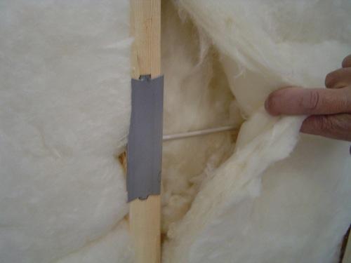 fiberglass batt insulation grade i installation wire modular home crew