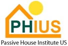 passive house institute us phius logo