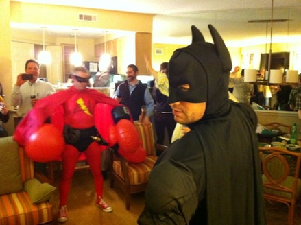 resnet conference 2013 energy avenger vs batman