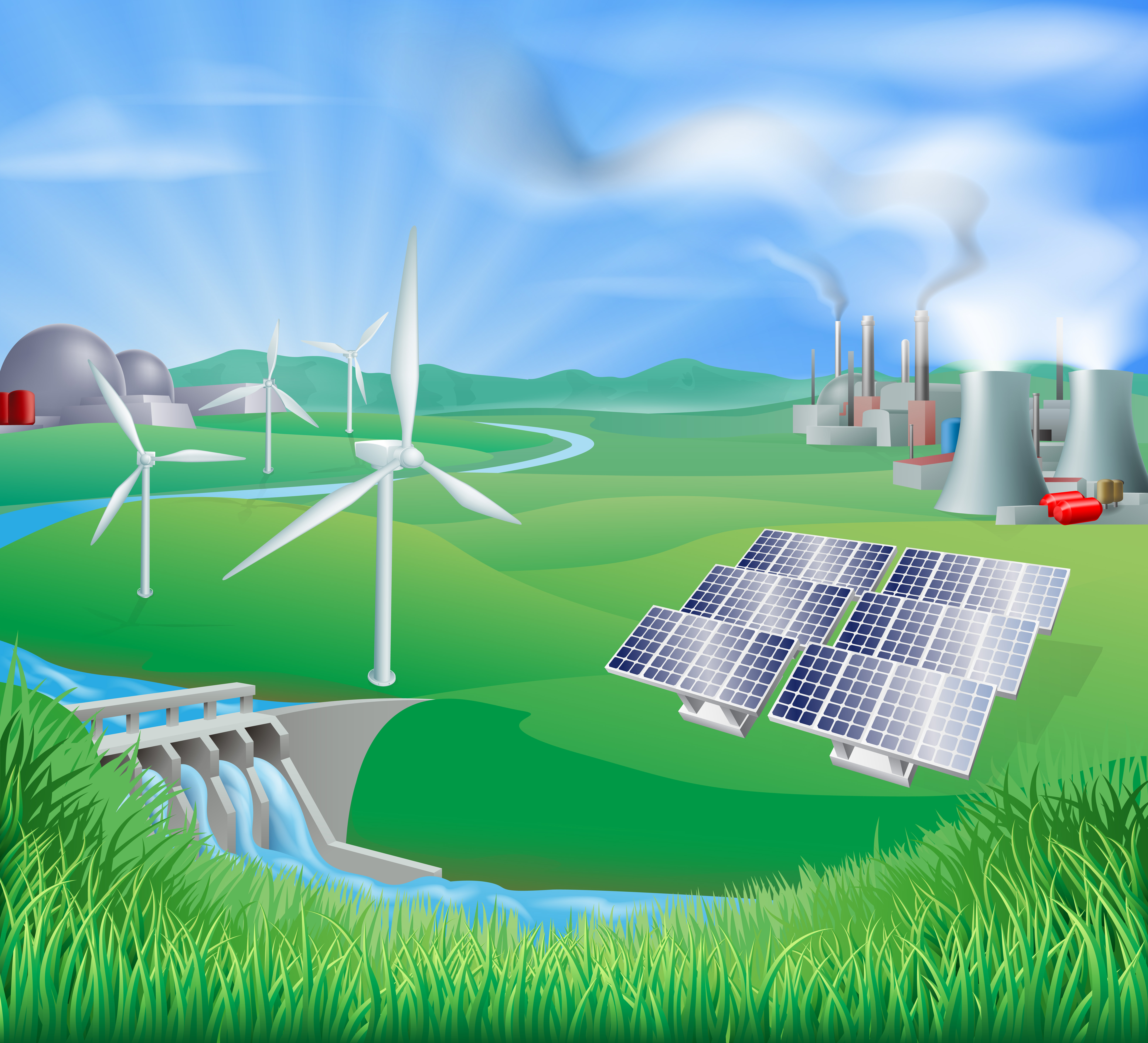 The Renewable Energy Paradox