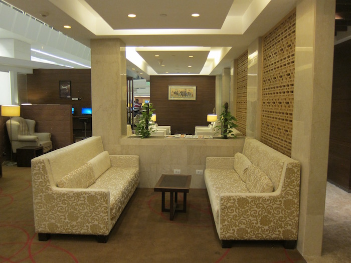 Air India Lounge Delhi Airport
