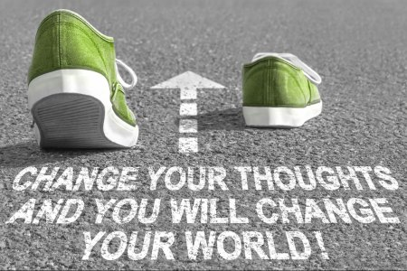 Change Your Thoughts - Thoughts Matter