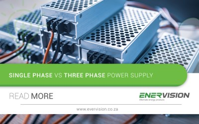 Difference Between Single Phase and Three Phase Power Supply