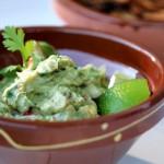 Verdens beste guacamole og spicy tortillachips