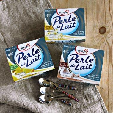 bilde av Perle de Lait pakninger
