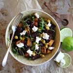 Kikertsalat dag 2: Rotgrønnsaker