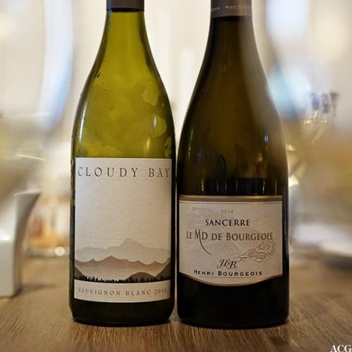Vin til asparges: Cloudy Bay og Le MD de Bourgeois Sancerre