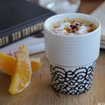 Caffè mocha med appelsin