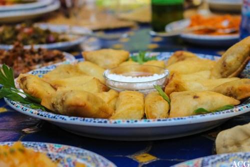 marokkanske briwats eller briouats