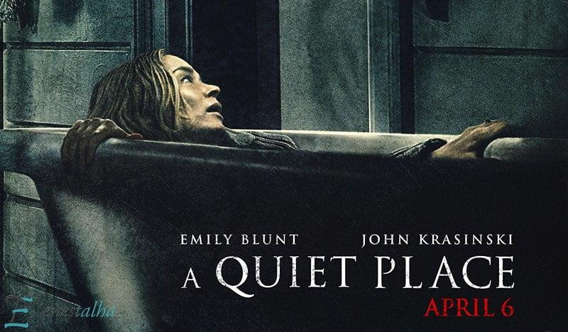 sessiz bir yer hakkında