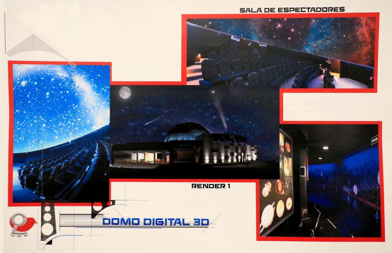 Alistan Proyecto De Planetario En El Cerro El Chimalhuache