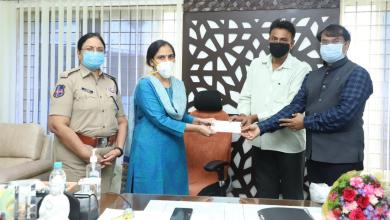 SCSC Cyberabad Police together in Collaboration with Dept of Women & Child Welfare Govt of Telangana pledges to support the Educational needs for Covid Orphans