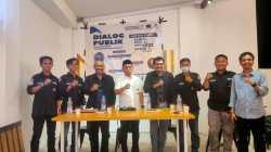 Hadirkan Tiga Narasumber, KPM-PM Gelar Dialog Publik Tentang Edukasi Politik
